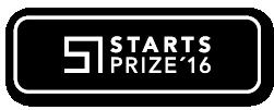 Starts Gewinner und alle Einreichungen zum Starts Prize
