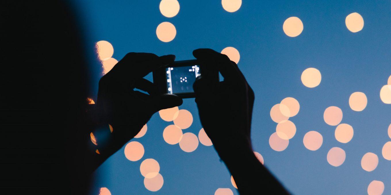 DRONE100 Spaxels Klangwolke Festival Test 2016