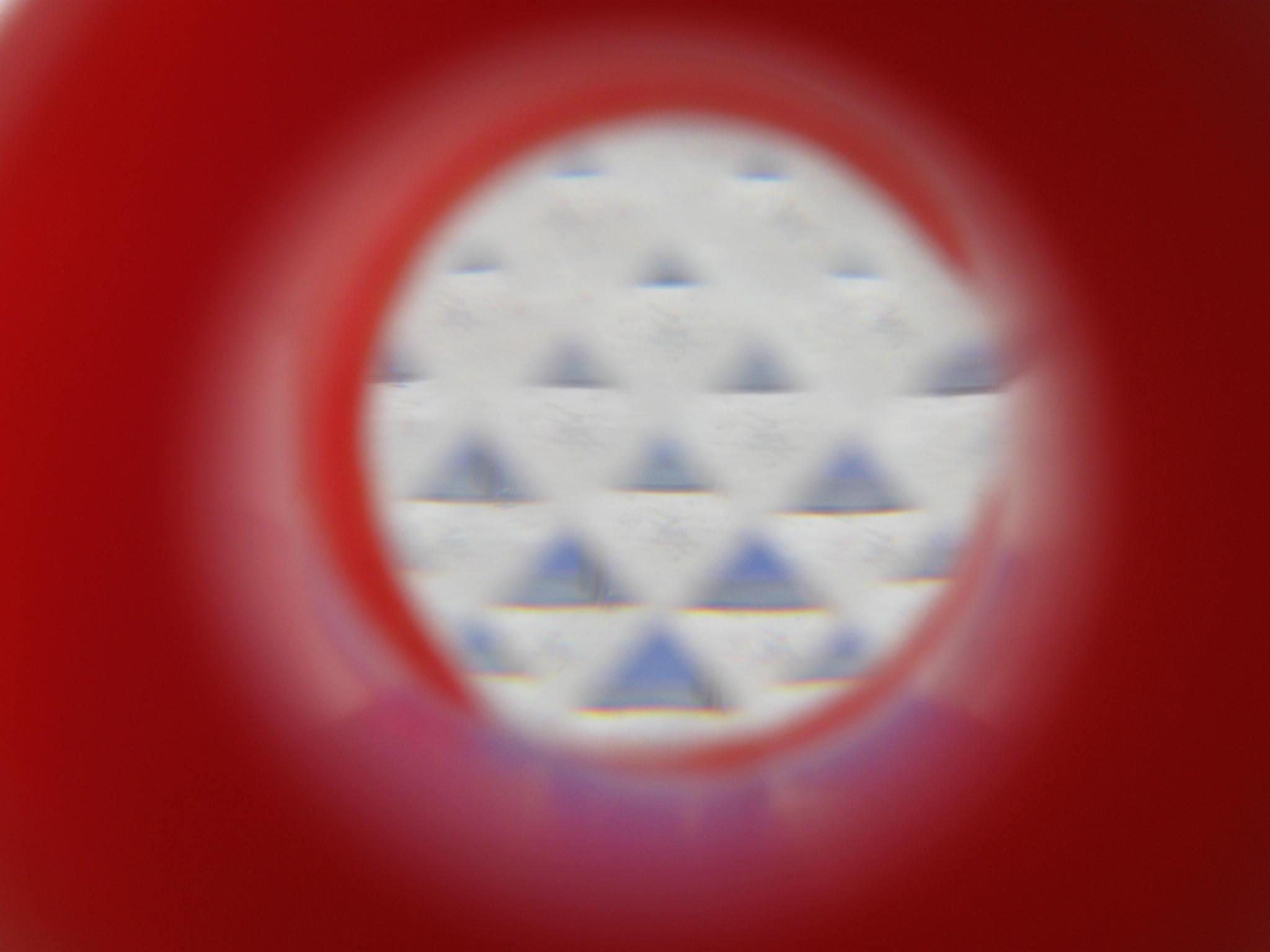 wir schauen durchs Kaleidoskop