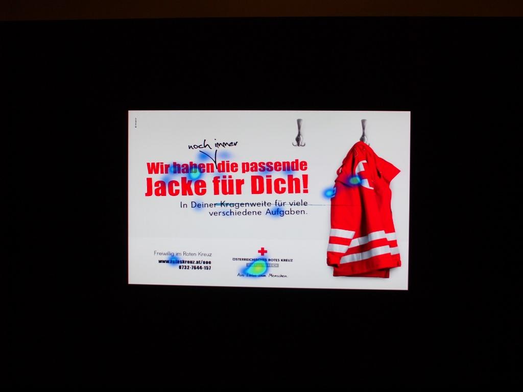Eyetracker, Werbung und die HLW Steyr - Ars Electronica Blog