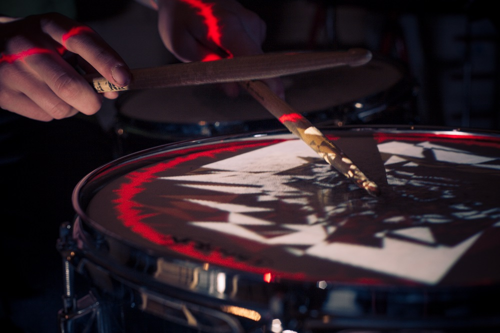 Visual:Drumset