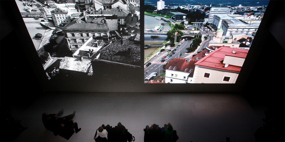 Linz einst und jetzt