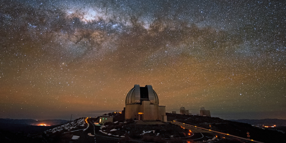 A Residency at the European Southern Observatory - Ars