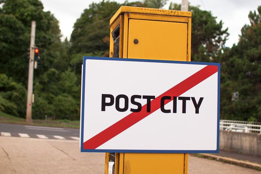 Ende PostCity