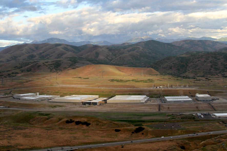 NSA in Utah