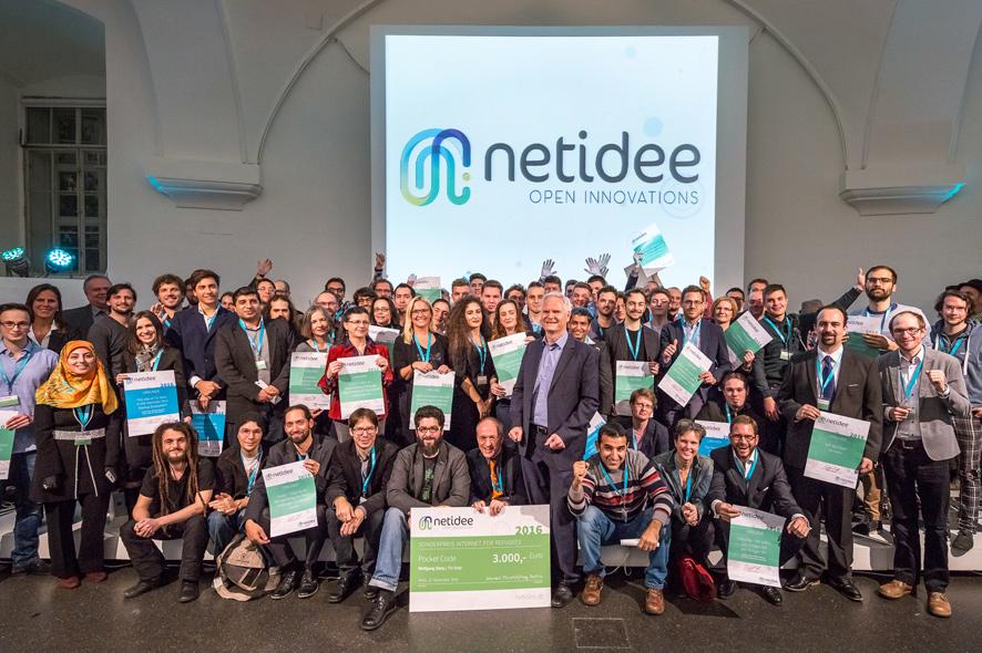netidee 2016 winners