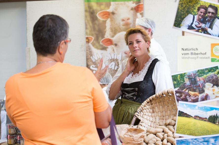 BIO Austria Bauernmarkt