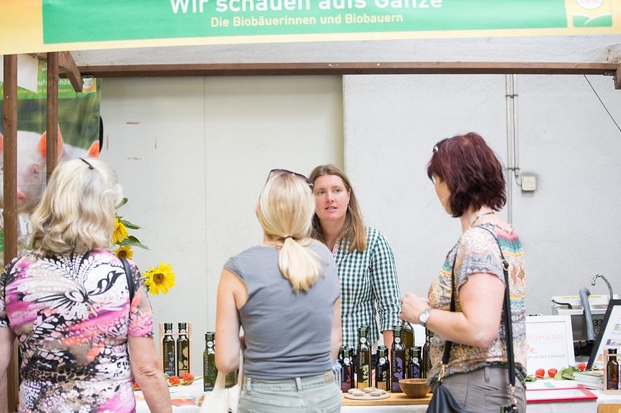 Farmer's Market BIO Austria