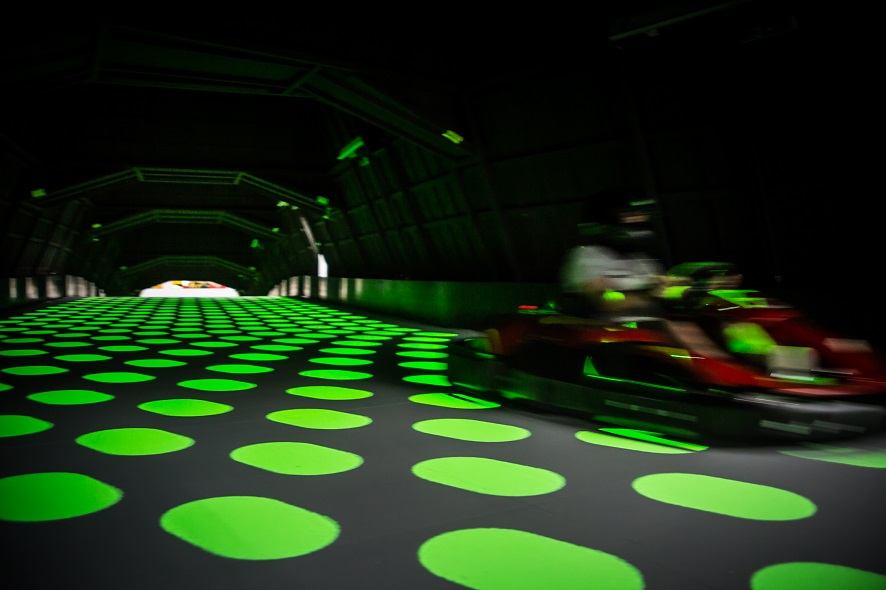 Gaming meets racing: Rotax MAX Dome - Ars Electronica Blog