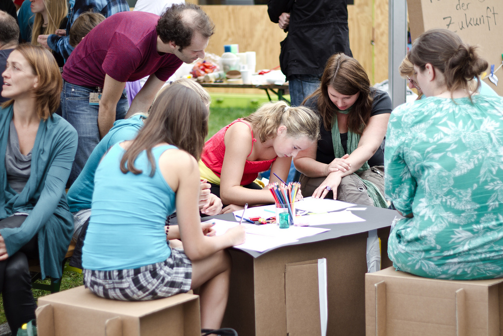 Ars Electronica & Create Your World 2011 - Tag 03