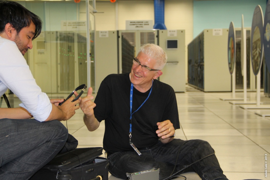 Bill-Fontana-and-Subodh-Patil-at-CERN_web