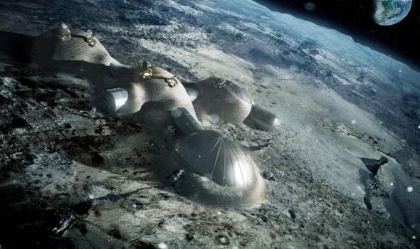 dsl_Von Mega-Konstellationen zum Mond-Dorf_Copyright ESA_590x350