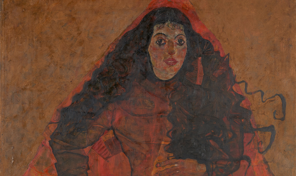 Deep Space LIVE: Egon Schiele – a closer look at Trude Engel