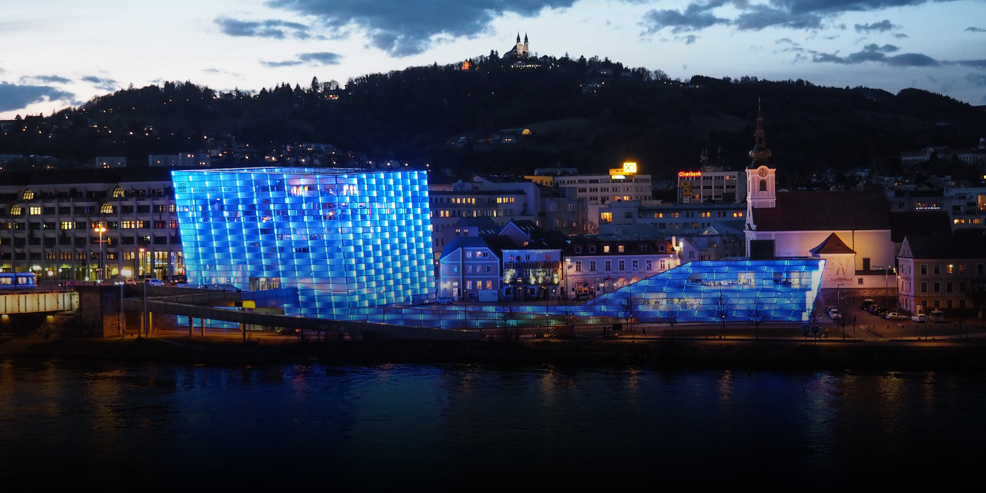 tickets and opening hours ars electronica center