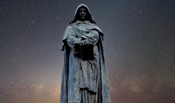 Deep Space LIVE: Giordano Bruno – Begründer des kosmozentrischen Weltbildes