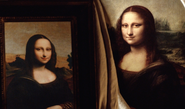 Deep Space LIVE: Das Mona-Lisa-Rätsel