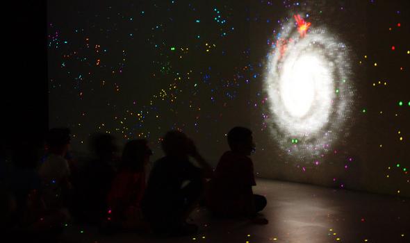 Deep Space LIVE: Astronomische Weltbilder im Wandel – Die Milchstraße