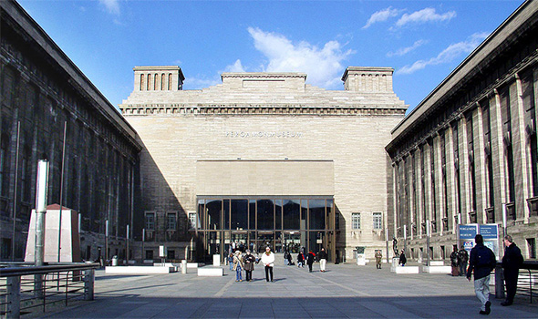 Deep Space LIVE: Das Pergamonmuseum in Berlin