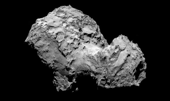 Deep Space LIVE: Zwergplaneten, Kometen und Asteroiden