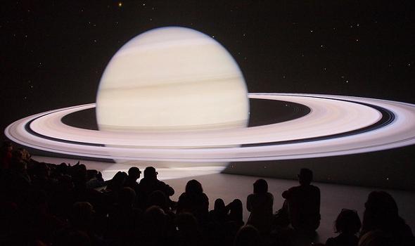 Deep Space LIVE: Uniview – Reise durch das Weltall