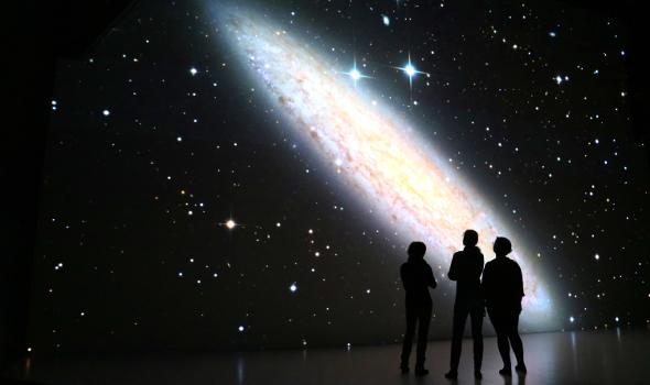 Deep Space LIVE: Farbsehen in der Astrofotografie