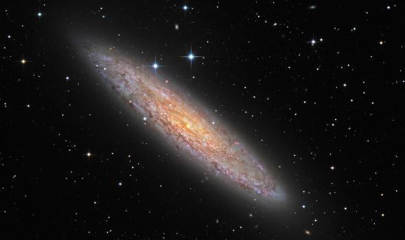 Deep Space LIVE: Uniview – Ein Bildhauer erschafft eine Galaxis