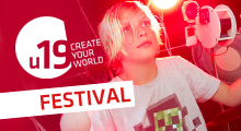 u19 - CREATE YOUR WORLD Festival