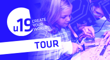 u19 - CREATE YOUR WORLD Tour