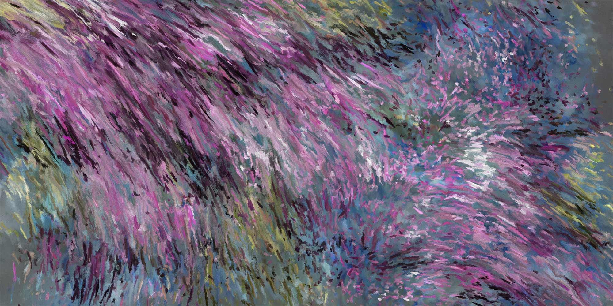Transient – Impermanent paintings – In Kepler's Gardens