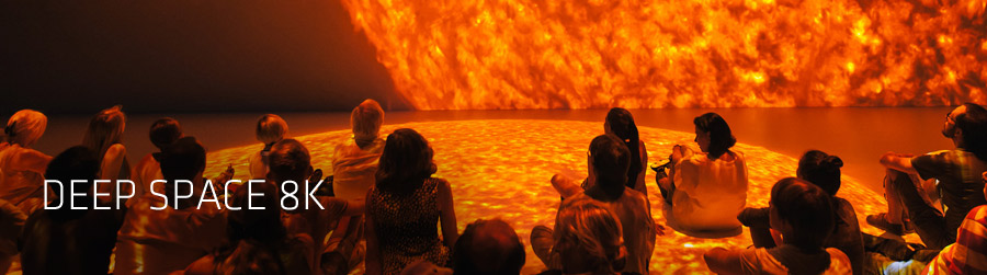 Visualization of the sun