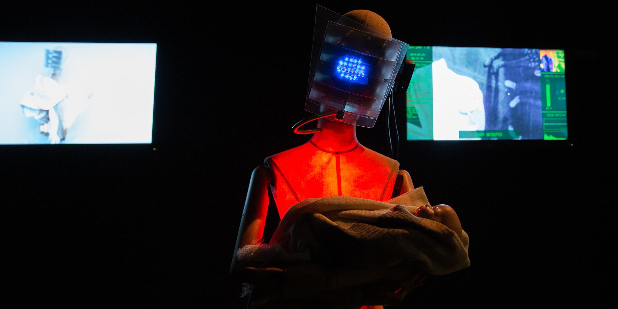 The Nannybot - Joaquín Fargas