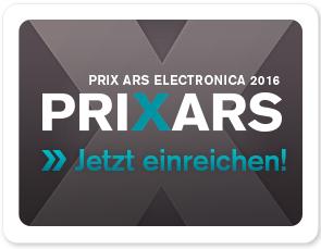 Registrierung Prix Ars Electronica 2016