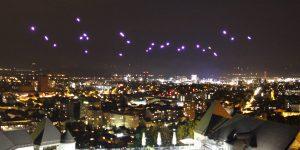 Spaxels - Opening Ljubljana Festival