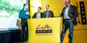 AES at Life Radio Research Day