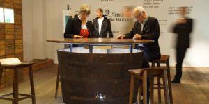 Gösser - Brewery Museum: redesign 2014