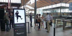 Shadowgram in Barcelona