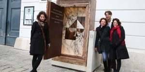 4 ACES - Urban Art Scavenger Hunt