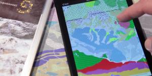 Geopark Karawanken - GeoAPP, GeoGAME, GeoPulse mobil