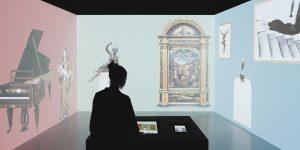 Curating Room - Ferdinandeum