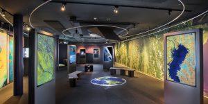 "Wanderausstellung: ""Raumschiff Erde"""