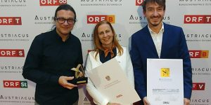 Ars Electronica Solutions wins gold at AUSTRIACUS 2017