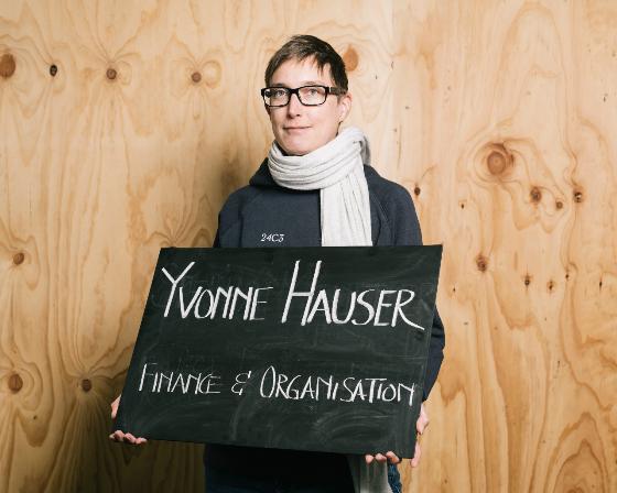 Yvonne Hauser